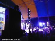 Аренда звука и света в Крыму