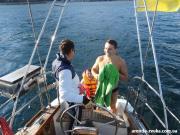 Организация тимбилдинга на яхтах