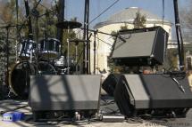 Backline - аренда оборудования для музыкантов