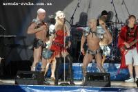 Организация концертов в Севастополе и в Крыму